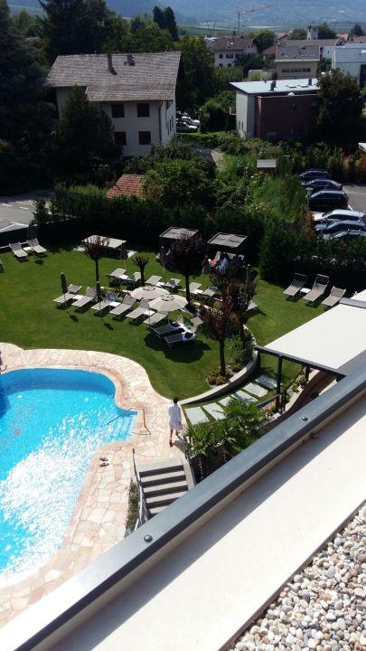 Gartenanlage DolceVita Hotel Jagdhof