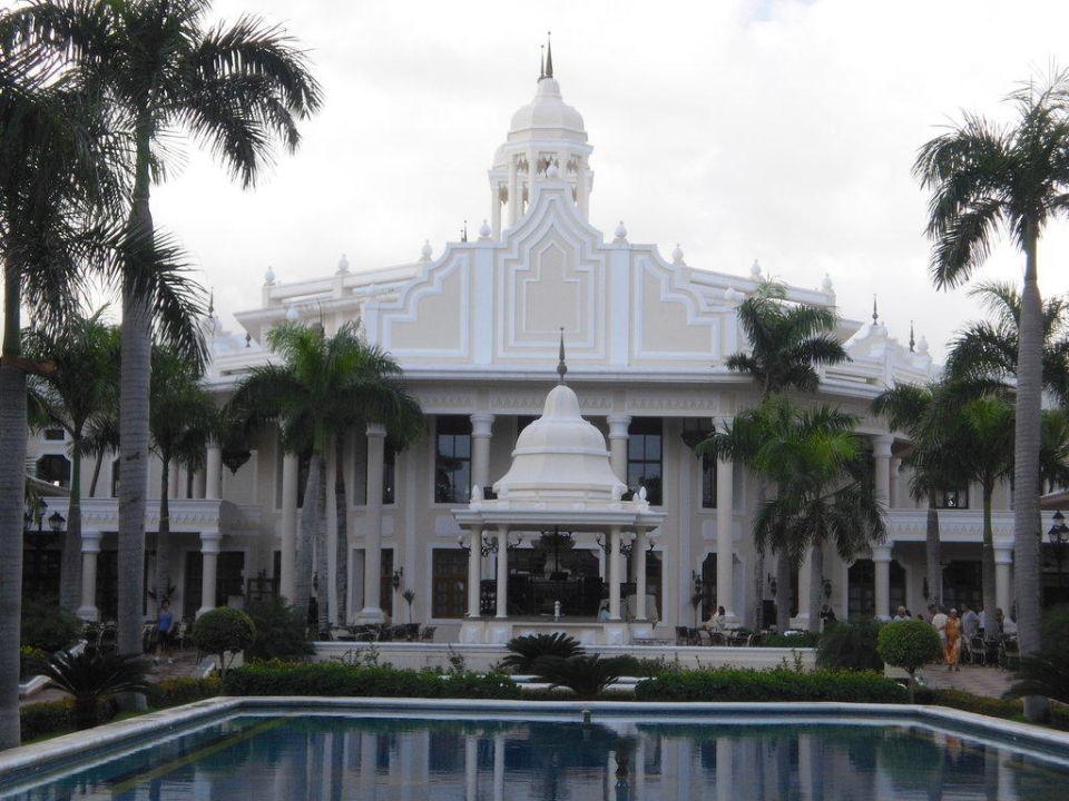Ausblick auf den Plaza Hotel Riu Palace Punta Cana