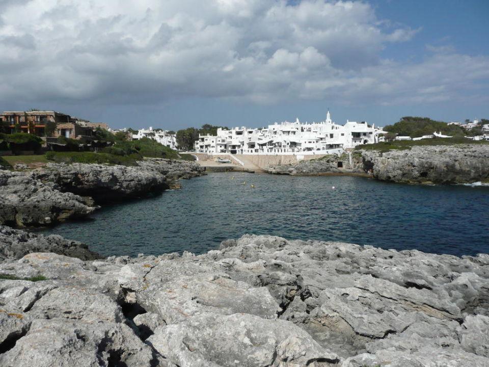 Bucht zwischen Hotel Eden und Binibeca Vell Menorca Binibeca by Pierre & Vacances Premium