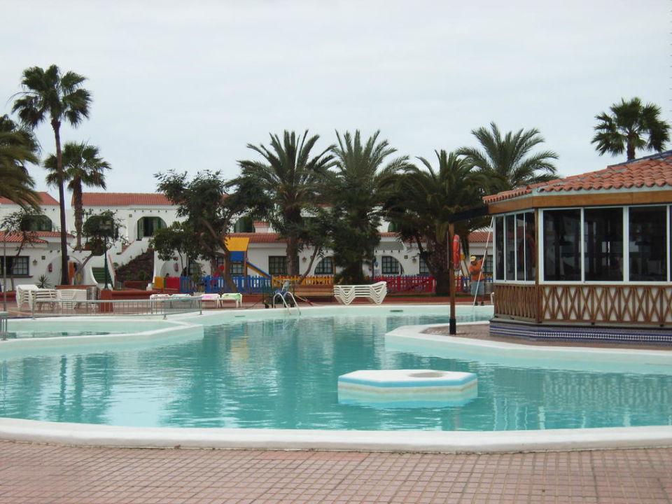 Poolanlage Duna Beach (Vorgänger-Hotel - existiert nicht mehr)