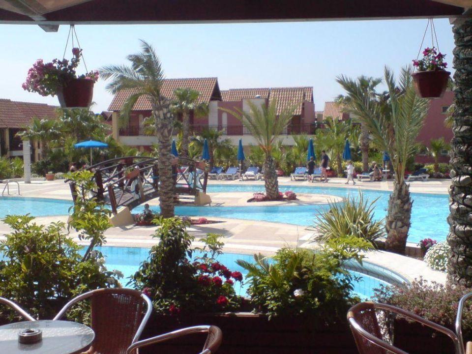 Von der Bar zum Pool  Aldiana Club Zypern