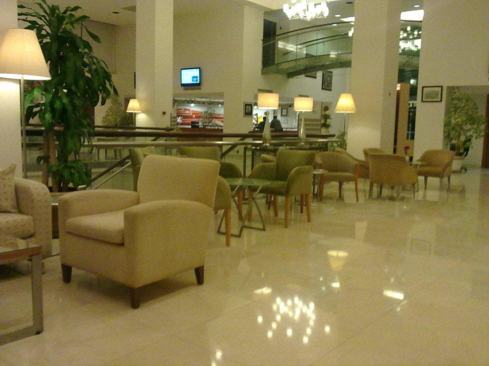 Lobby The Xanthe Resort & Spa