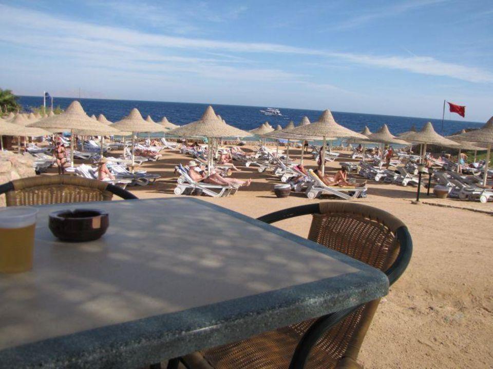 Widok z baru na plaży kirosize Hotel Xperience Kiroseiz Parkland