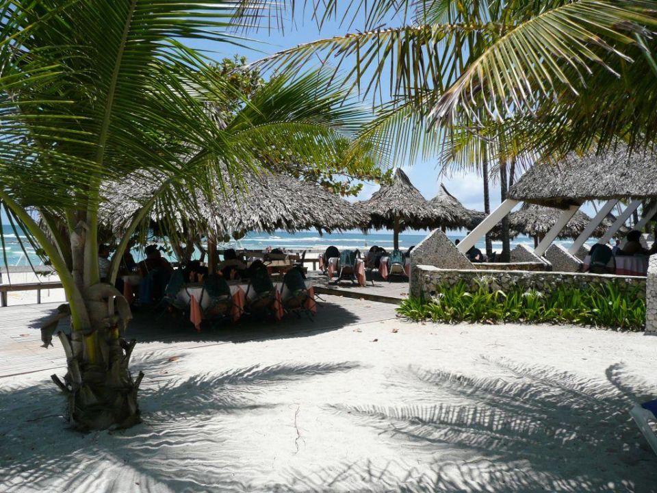 Grillrestaurant / Disco am Strand Hotel Capella Beach Resort  (geschlossen)