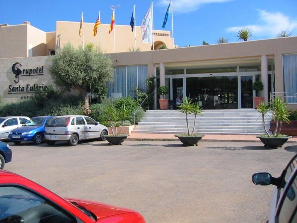 Eingangsbereich - Gupotel Santa Eularia Ibiza Grupotel Santa Eularia & Spa