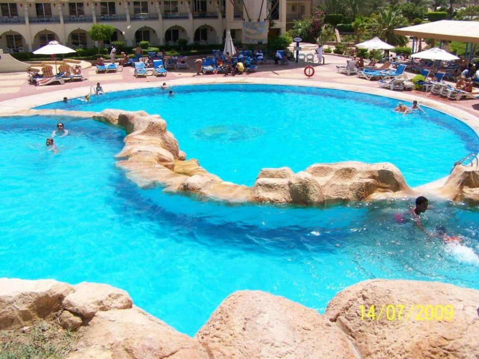 Baseny Hotel Seagull Beach Resort