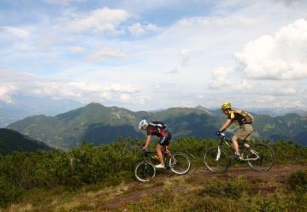 Biketour Funsport-, Bike- & Skihotelanlage Tauernhof