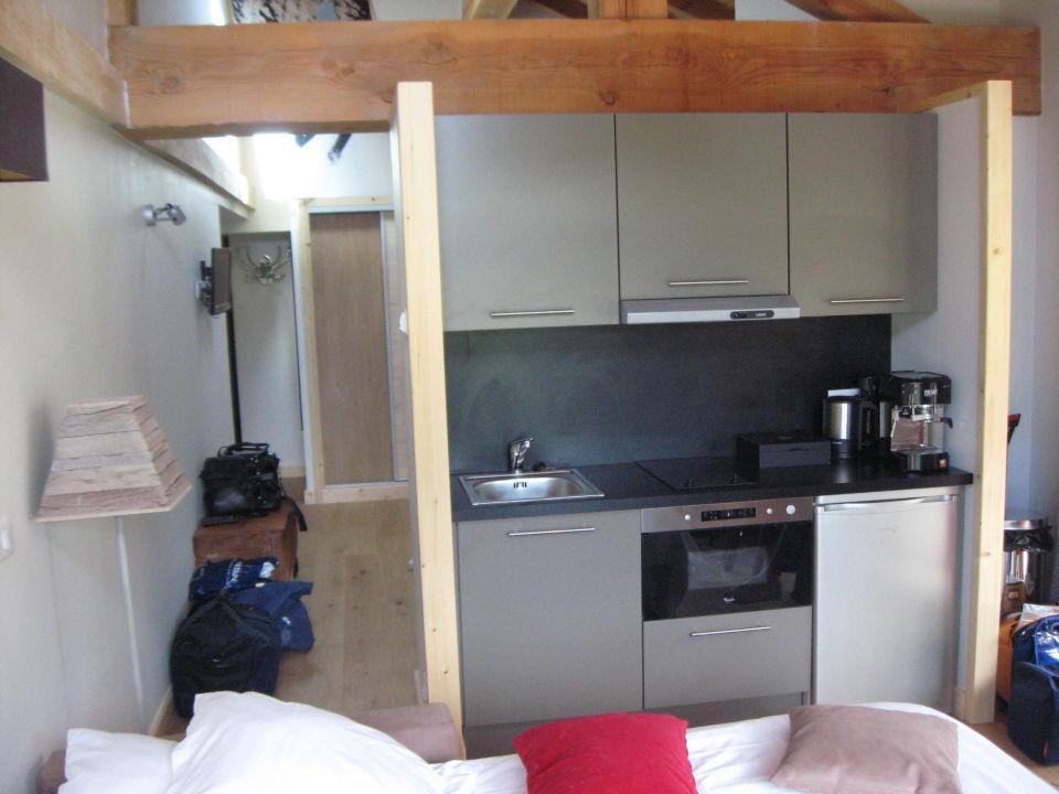 Kleine Küche\
