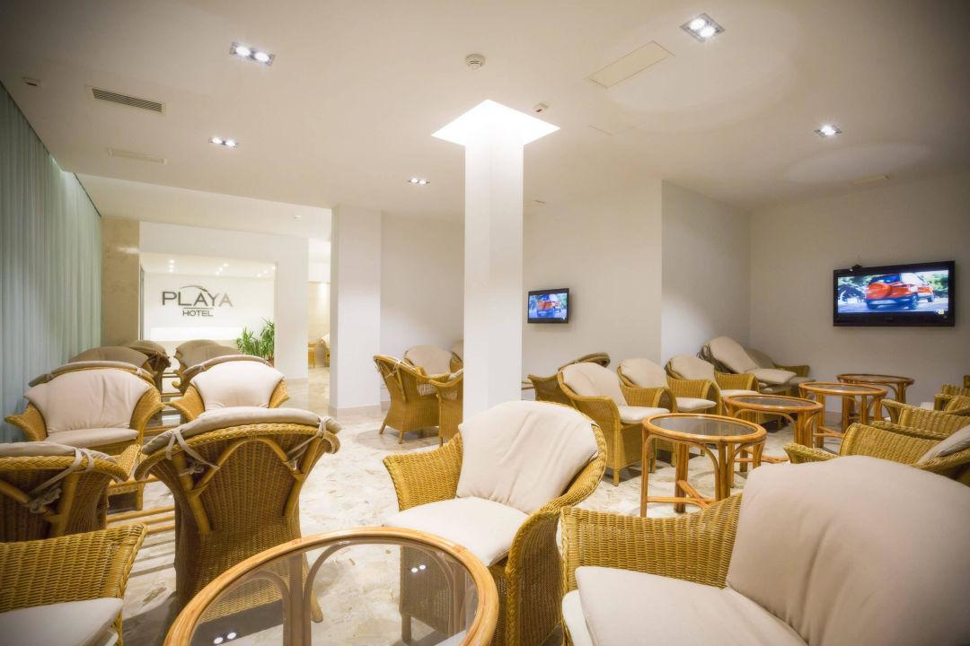 Hall 2 Hotel Playa