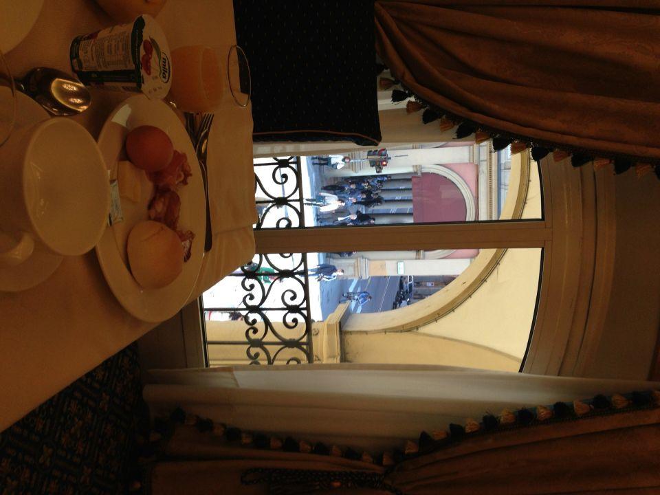 Завтрак Hotel Internazionale