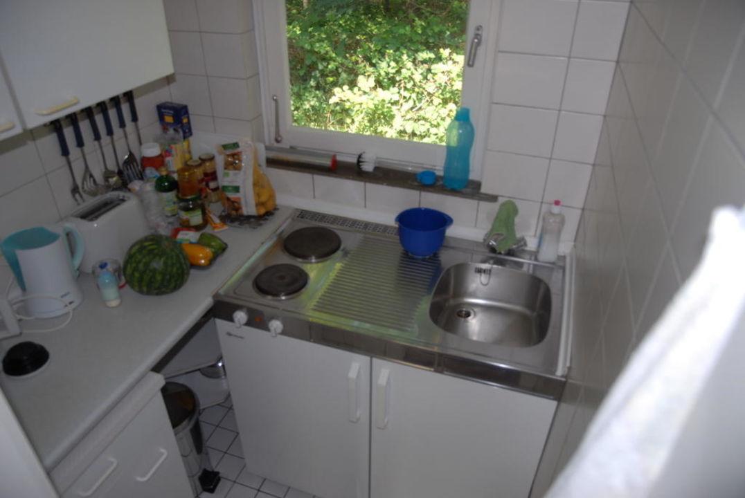 Pantry Küche Ostsee Ferienkolonie