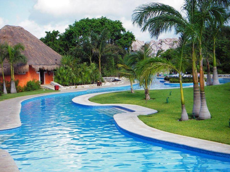Poolanlage IBEROSTAR Hotel Paraiso Beach