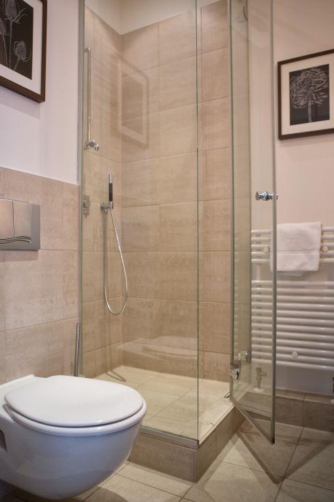 Studio 44 Badezimmer // bathroom\