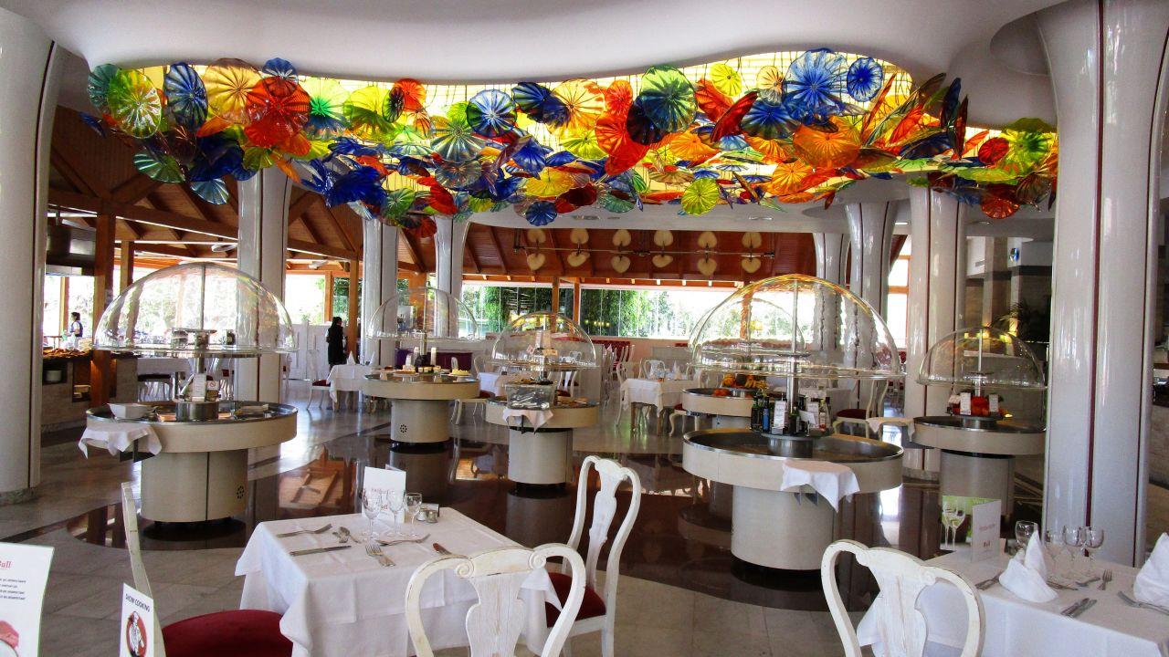 Restaurant auf zwei Ebenen Bull Costa Canaria & Spa - Adults only