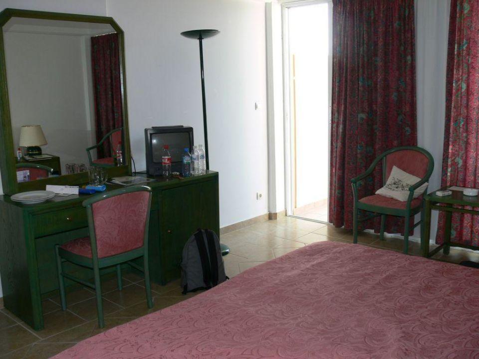 Unser Zimmer Hotel Rodos/Rhodos Princess Beach
