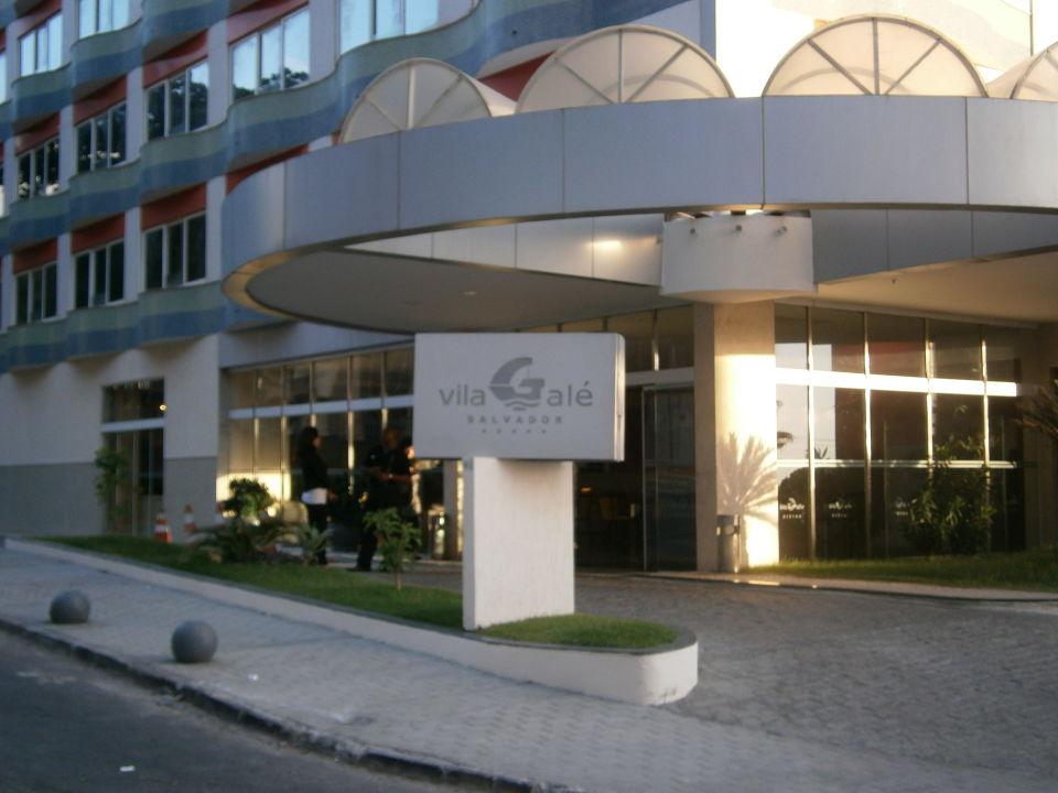 5*??? Ich sah und spürte sie nicht...!!! Hotel Vila Gale Salvador