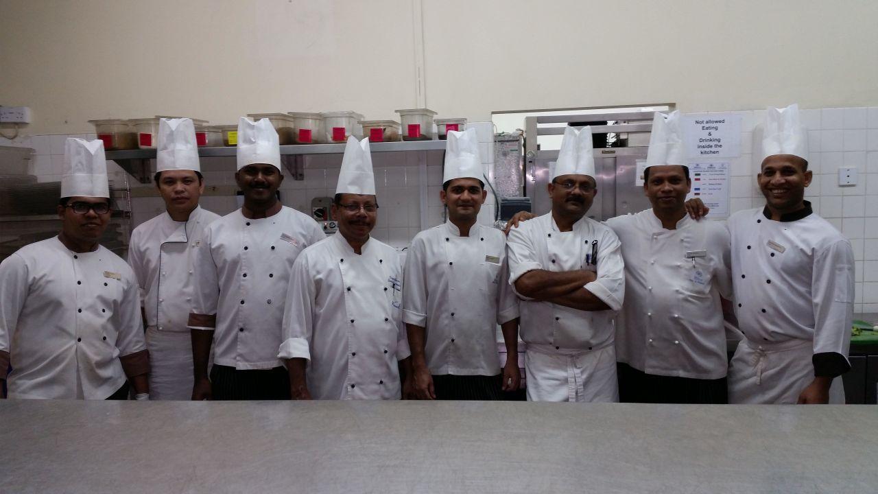 Die Küchenbrigade\