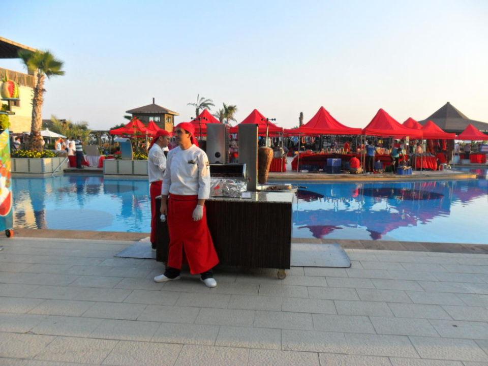 Türkischer Abend Mholiday Hotels Belek