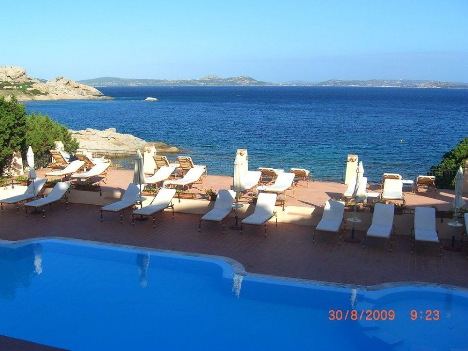 Grand Hotel Smeraldo Beach Sardinia
