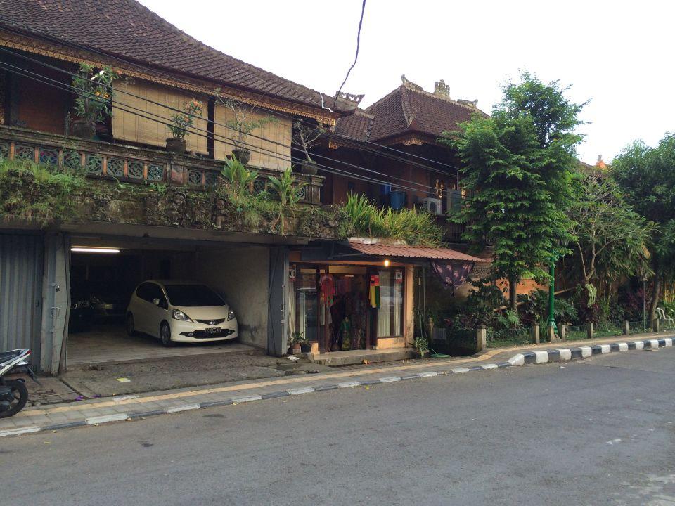 Ubud Arjuna house 1