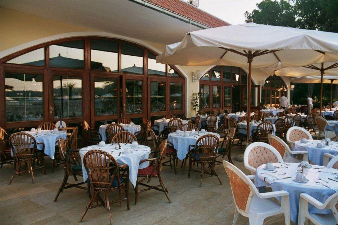 Restaurant-Terrasse Island Hotel Katarina