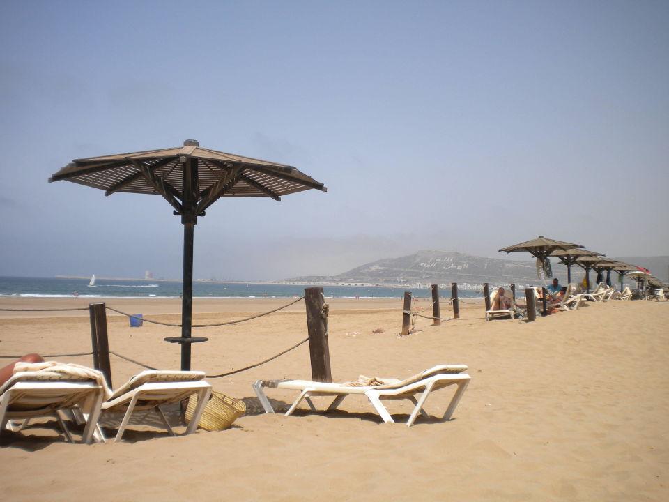 Hotel Riu Tikida Beach Agadir Marokko