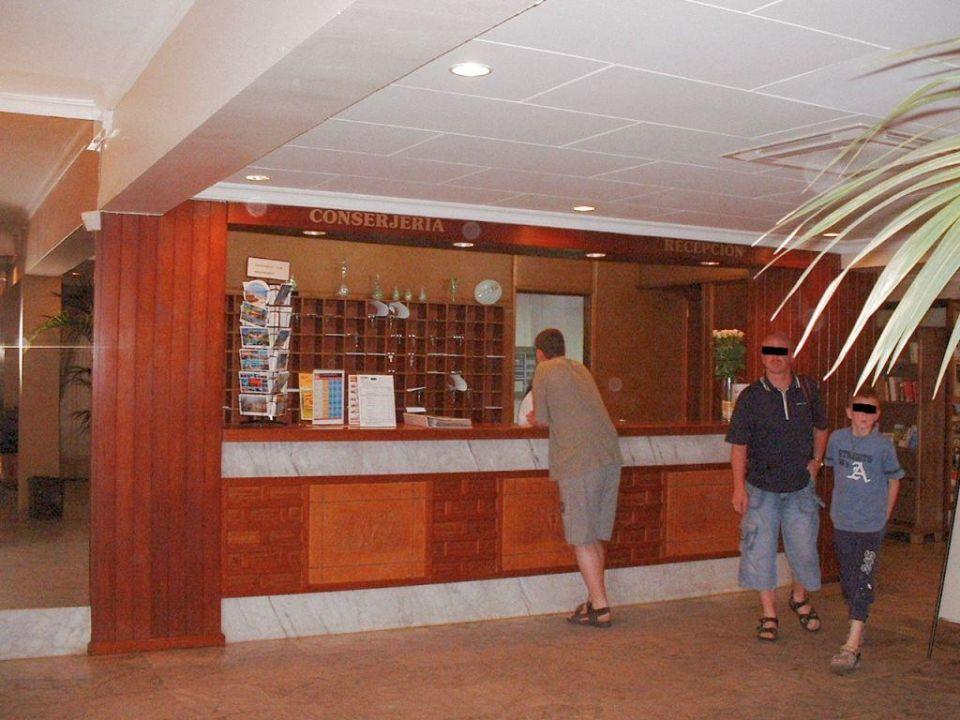 Rezeption Gran Bahia Hotel & Apartments