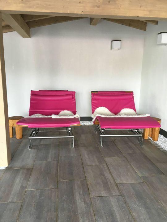 Textilfreie Sauna Ruhebereich  Bayerwaldhotel