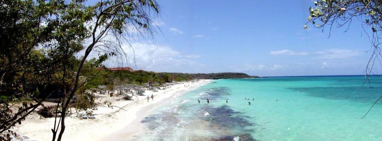 Strand Playa Esmeralda Sol Rio De Luna y Mares