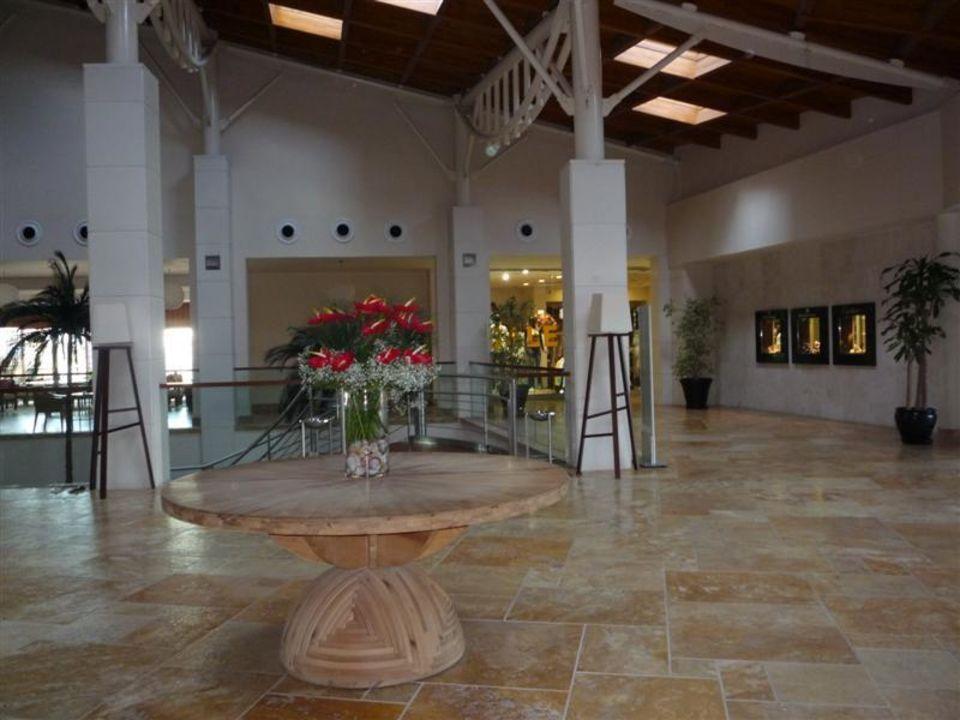 Reception area Lara Barut Collection