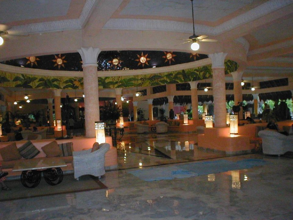 Blick zur Bar IBEROSTAR Hotel Paraiso del Mar