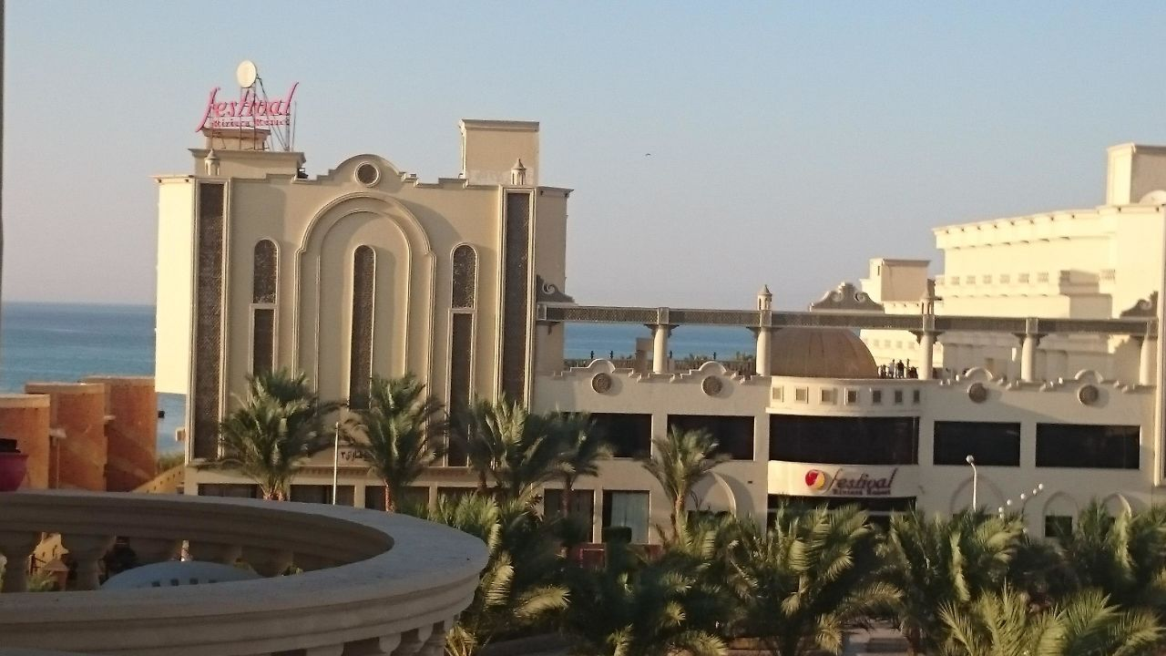 Hotel Festival Riviera Resort