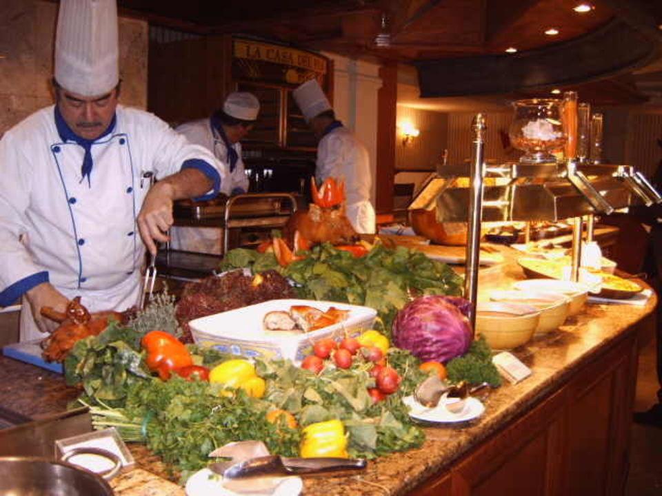 Show cooking Hotel Bahia del Sol