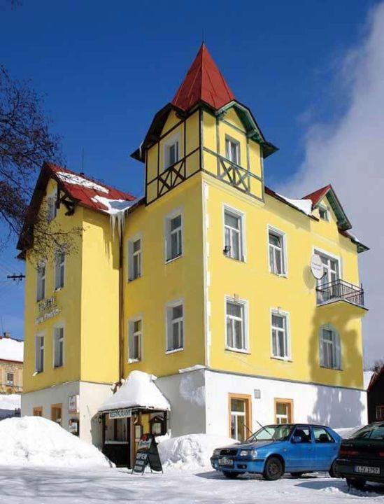 Hotel Pension Villa Rosse