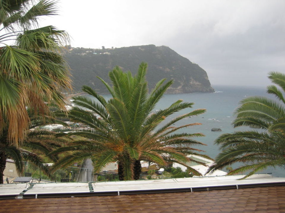 Blick auf die Bucht von Citara (Poseidon-Gärten) Hotel Royal Palm Terme & Parco San Marco