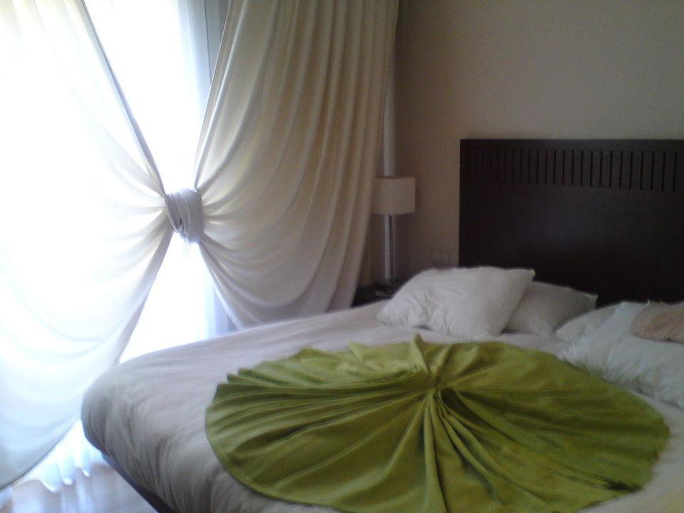 Schlafzimmer der Familiensuite Lara Barut Collection