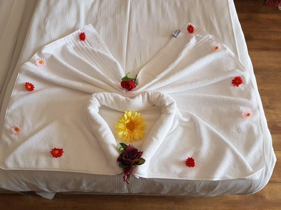 Zimmer Hotel Melas Resort