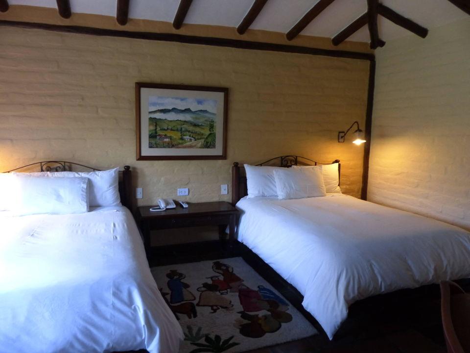 Zimmer Hotel Hacienda Abraspungo