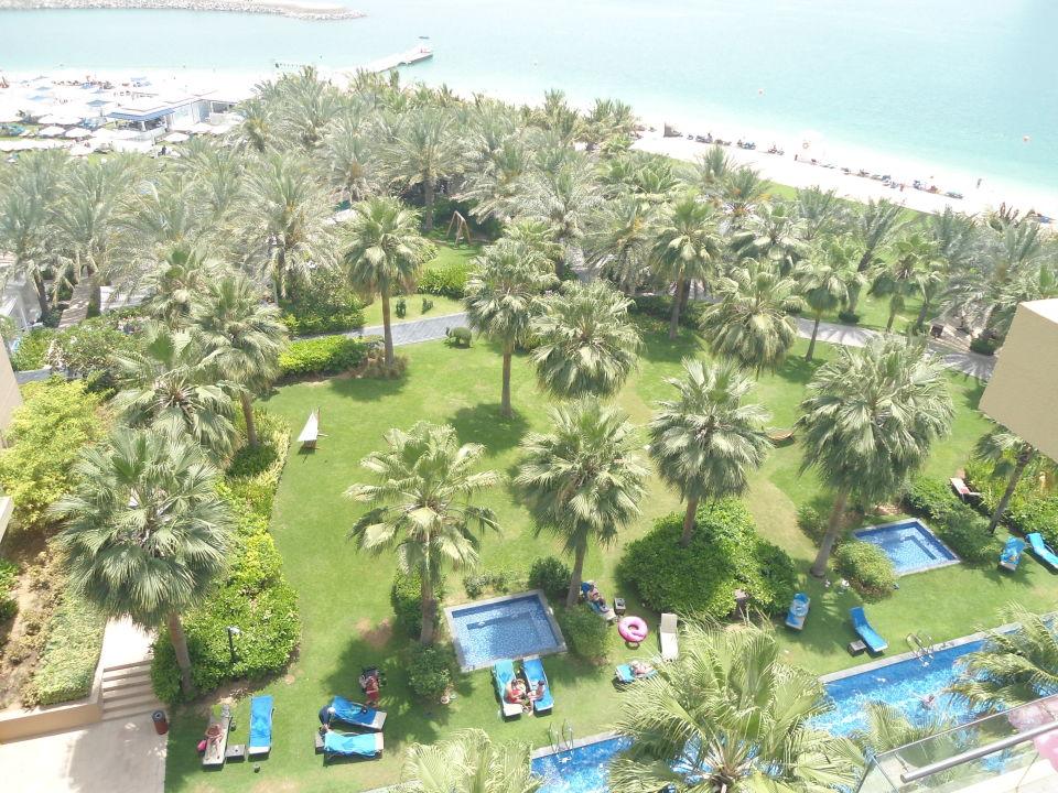 Ausblick Rixos The Palm Hotel & Suites