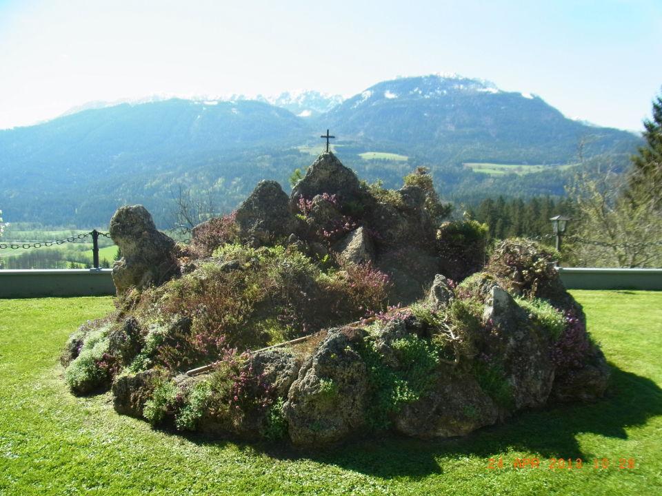 """gartendeko"""" hotel glocknerhof in berg im drautal • holidaycheck, Garten ideen"""