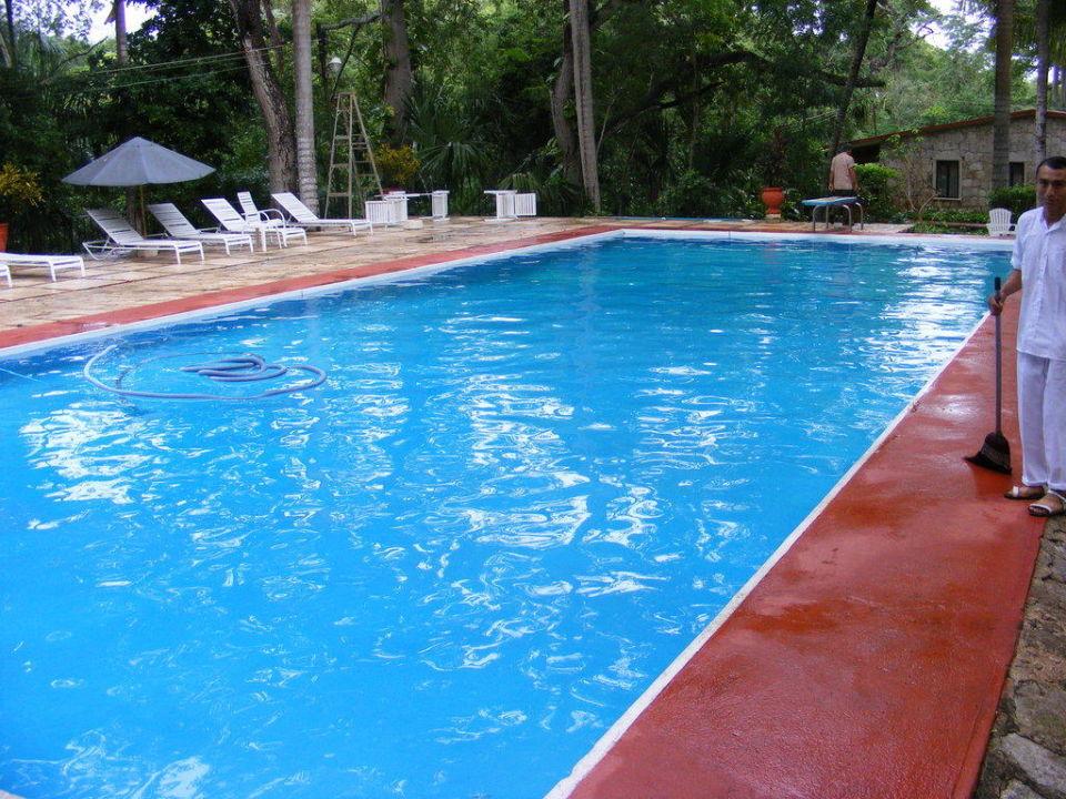 Pool Hacienda Chichen Resort and Yaxkin Spa
