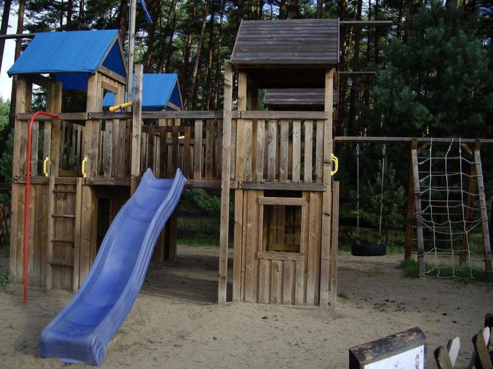Spielplatz Familotel Borchard's Rookhus am See