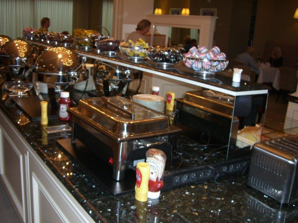 Frühstücksraum Grand Hotel Casselbergh Brugge