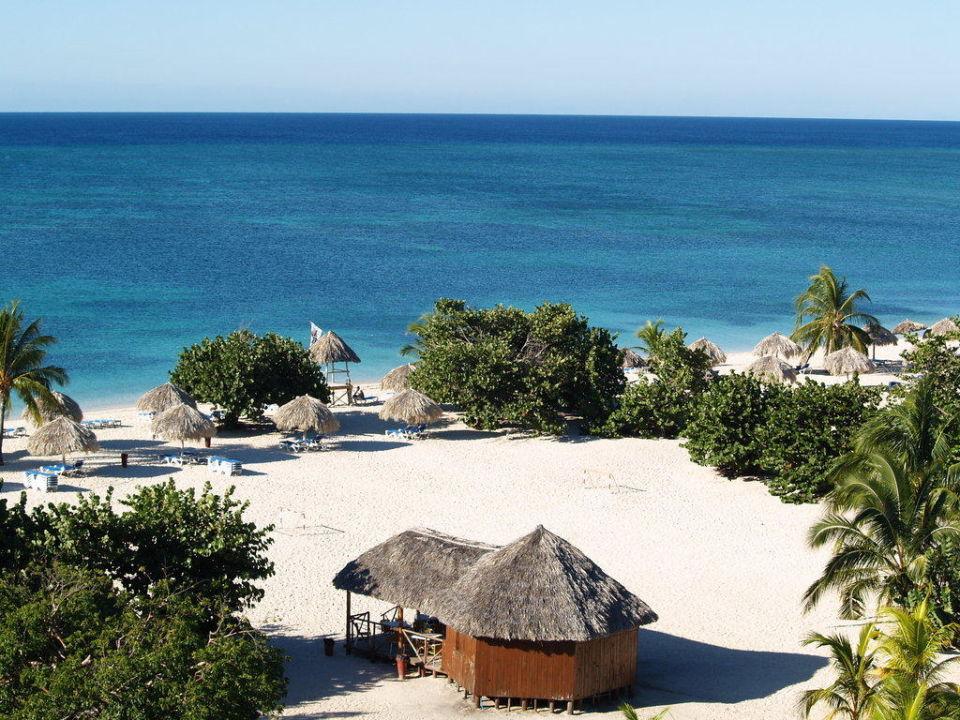 Strandbar all inclusive Brisas Trinidad del Mar Hotel