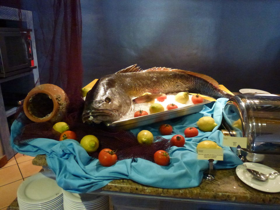Fischabend Sensimar Isla Cristina Palace & Spa