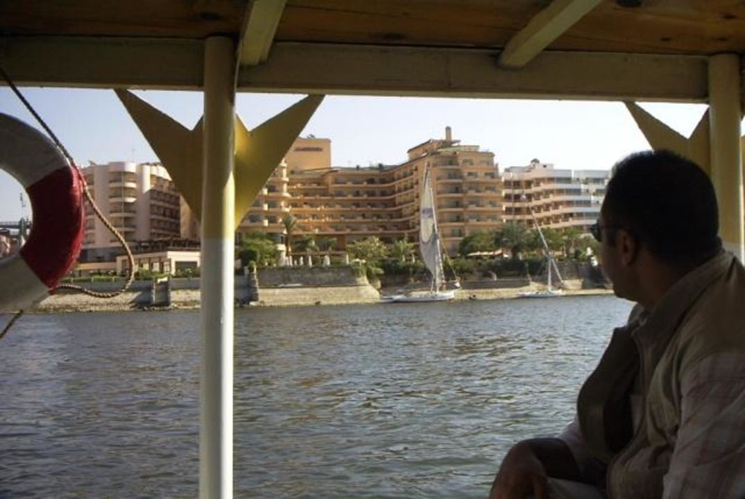 hotel le meridian deluxe Steigenberger Hotel Nile Palace