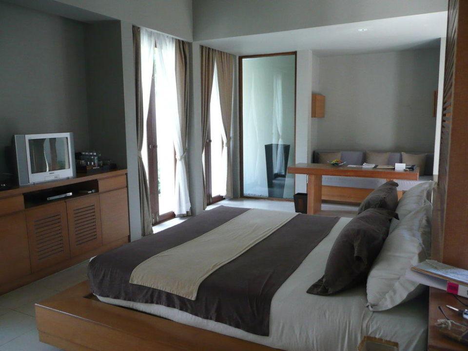 Schlafzimmer Hotel AKA Resort Hua Hin