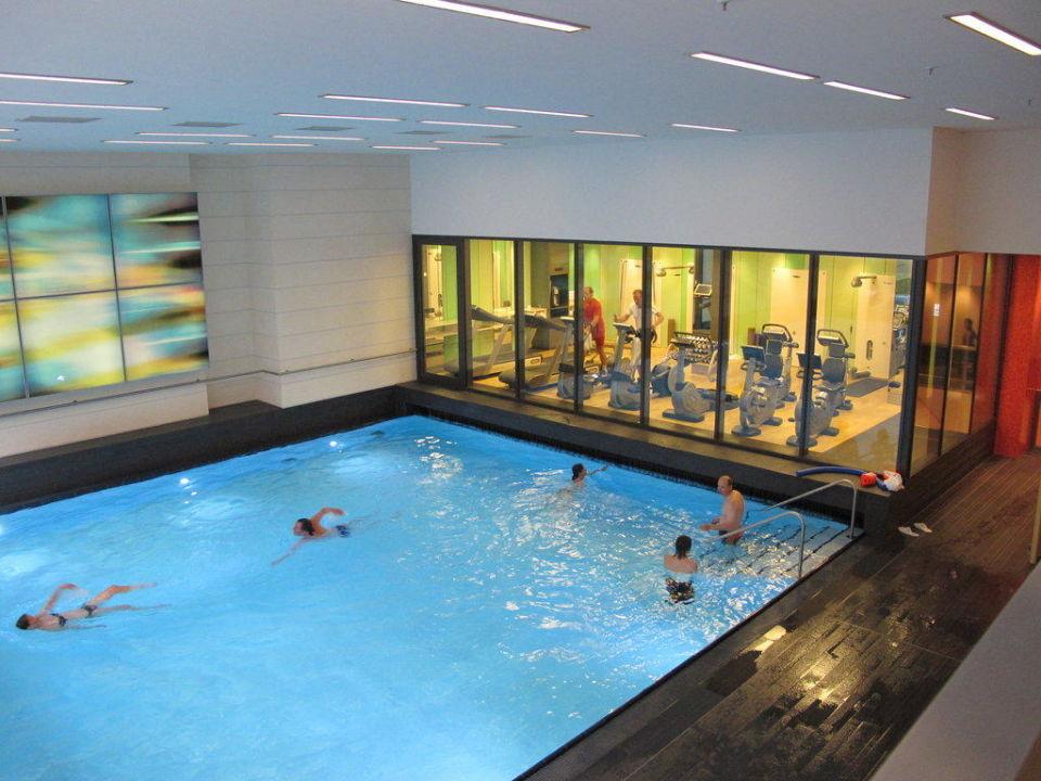 Pool Und Fitnessraum Hotel Pullman Berlin Schweizerhof Berlin