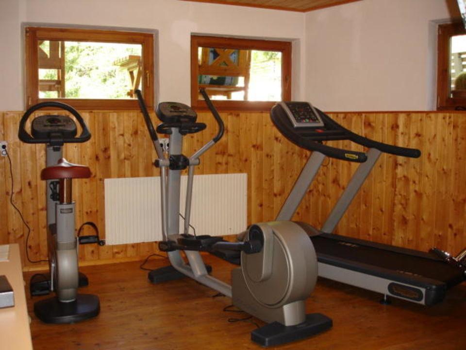 Fitness Hotel Gsallbach