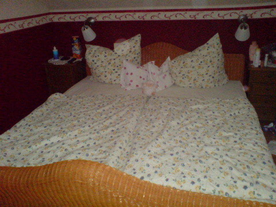 Doppelbett Flair Landgasthaus Krebs